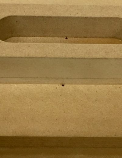 vacuum form mold done at Plastifab Phoenix AZ