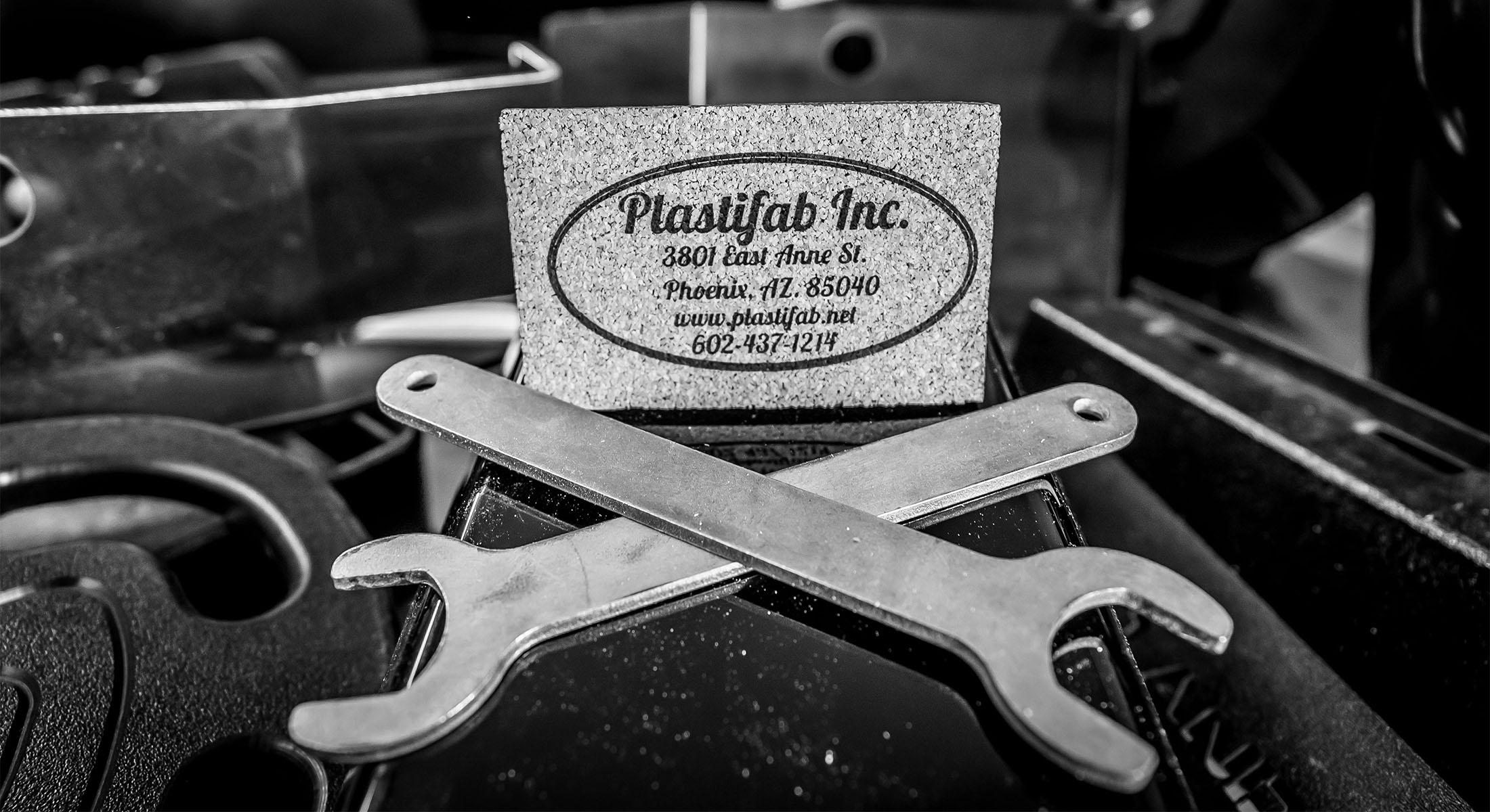 Plastifab Inc - Laser Etching & Engraving