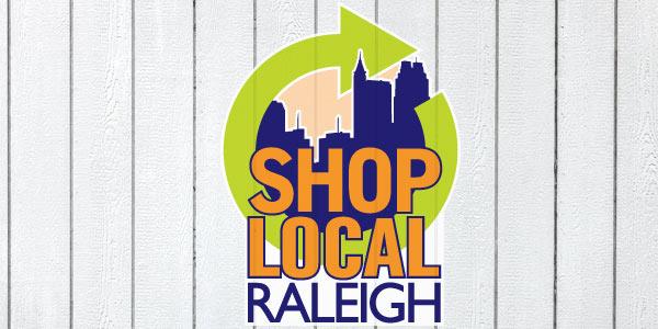 logo design shop local raleigh nc