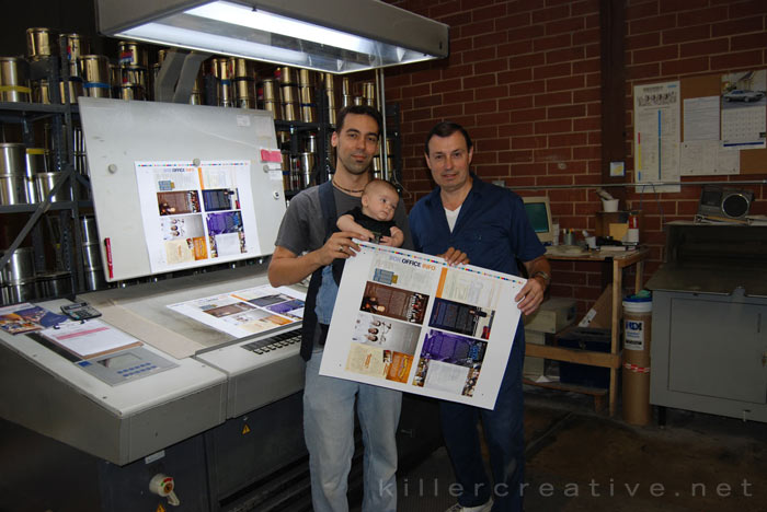raleigh graphic design and printing