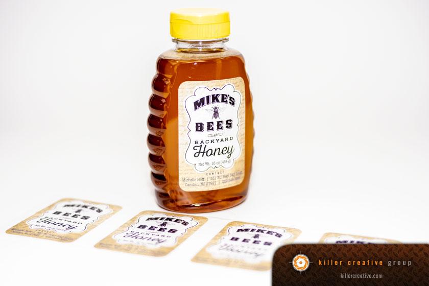 packaging labels raleigh