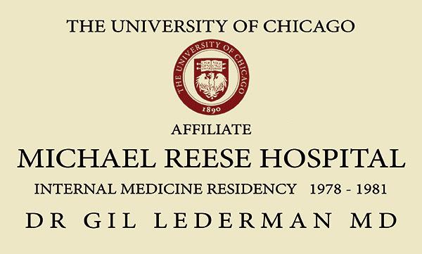 Lederman - Michael-Reese