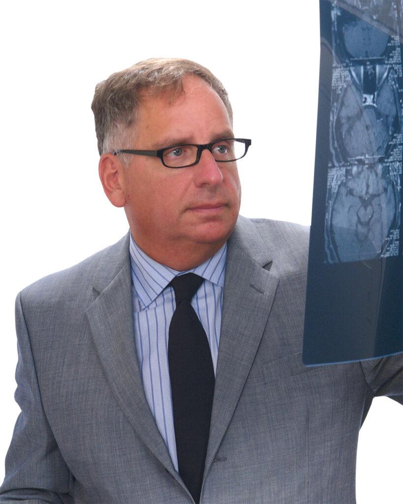 Dr Lederman Acoustic Neuroma