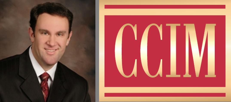 Brian Cunningham Earns Prestigious CCIM Designation