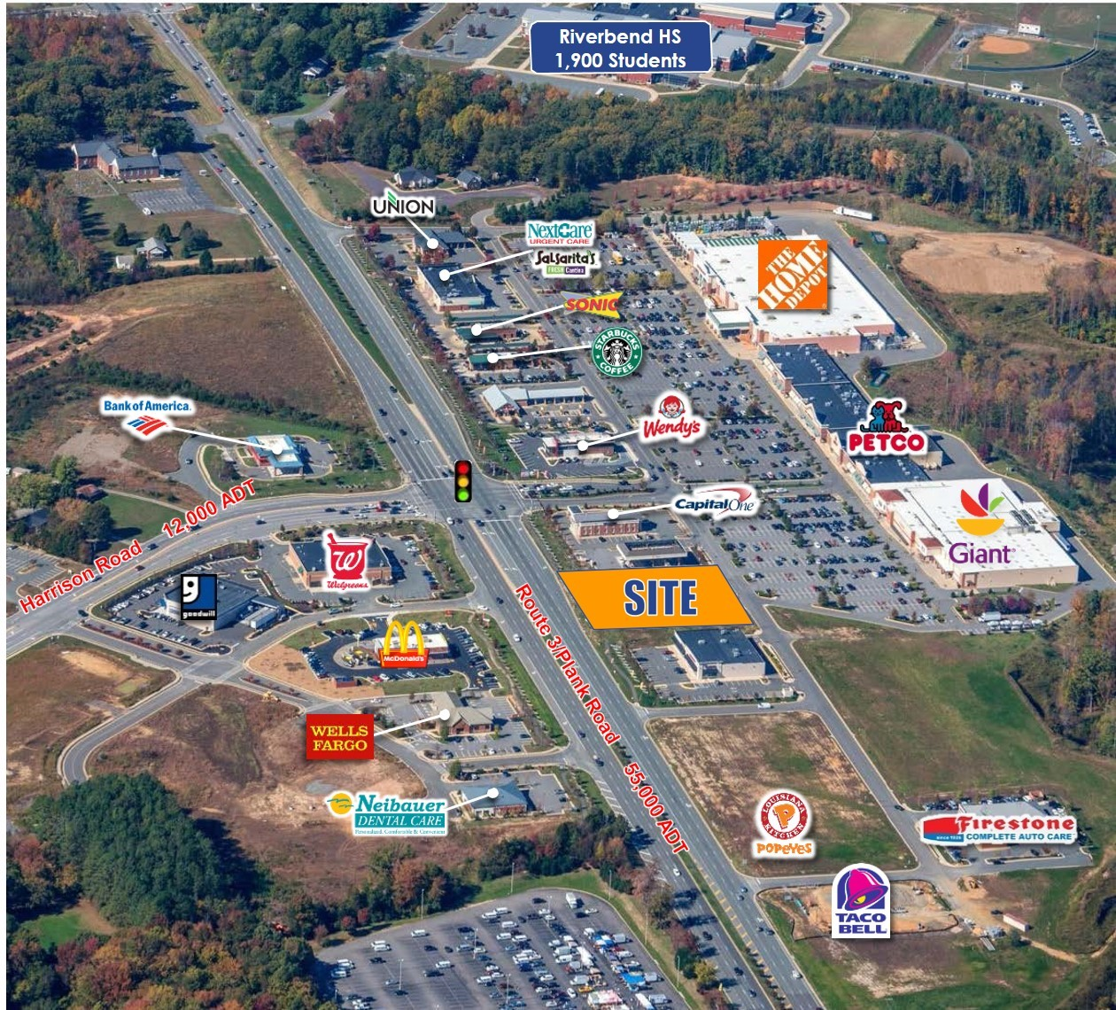 5635 PLANK ROAD FULLY LEASED AND SOLD BY COLDWELL BANKER COMMERCIAL ELITE'S DONNY SELF AND CAMERON COLEMAN