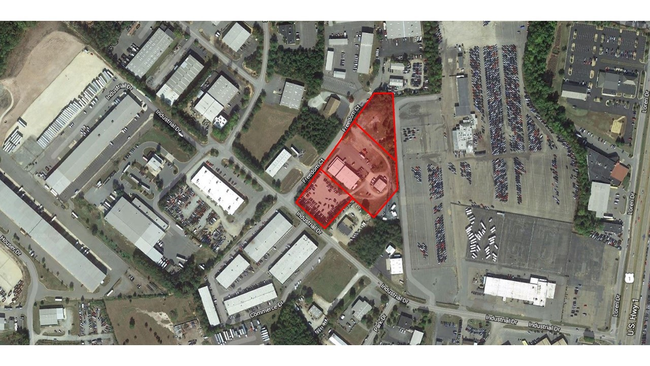 Industrial Portfolio Sold for the First Time Since Developed in the Early 1980s