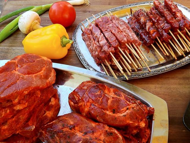 Marinate Meat
