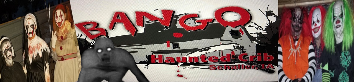 Bango Haunted Crib scary haunted house attraction