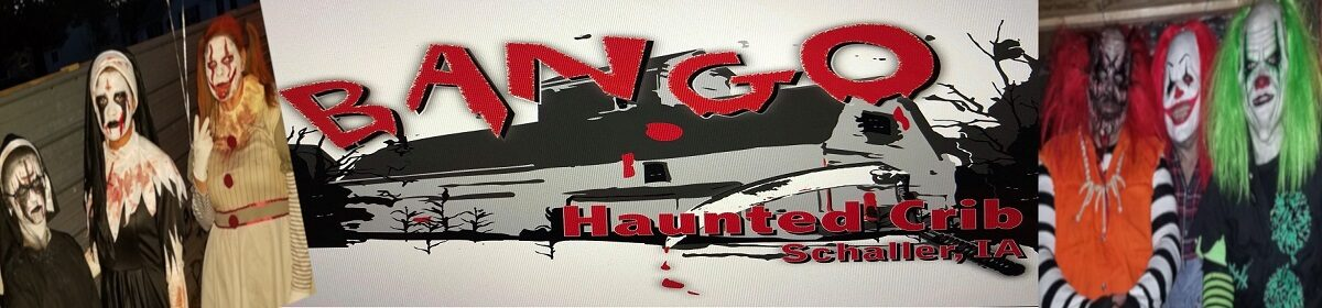Bango Haunted Crib Haunted House Attraction