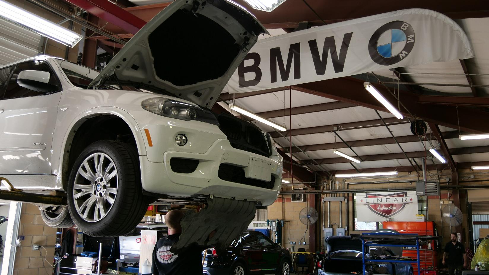 BMW Brake Fluid Flush