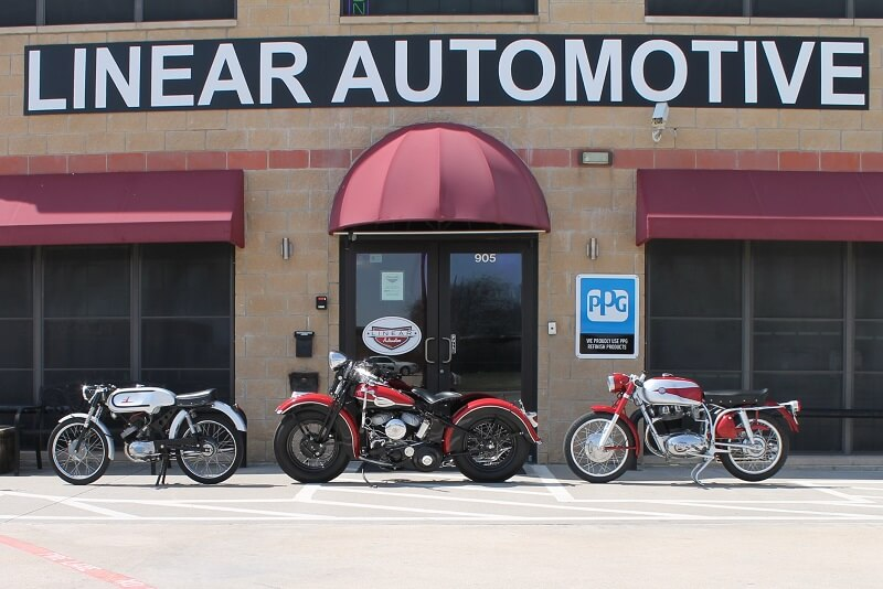 Vintage Motorcycle Services