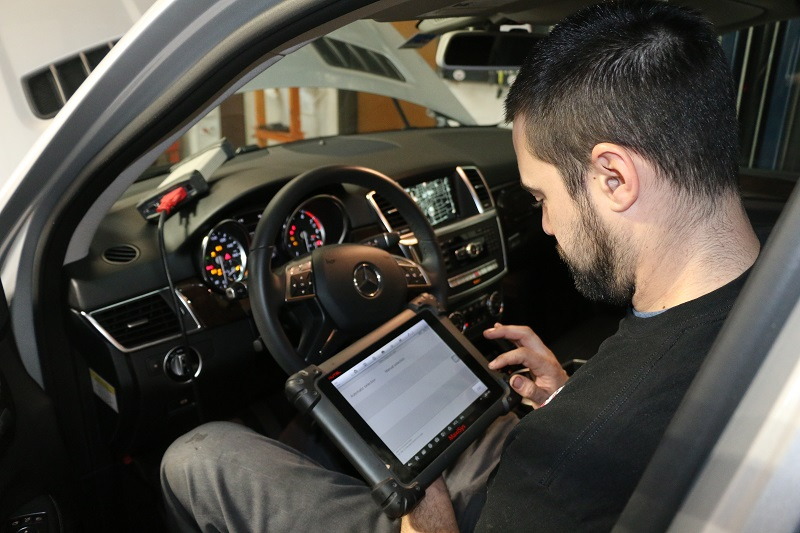 Computer Diagnostic Automotive Service in Plano Texas
