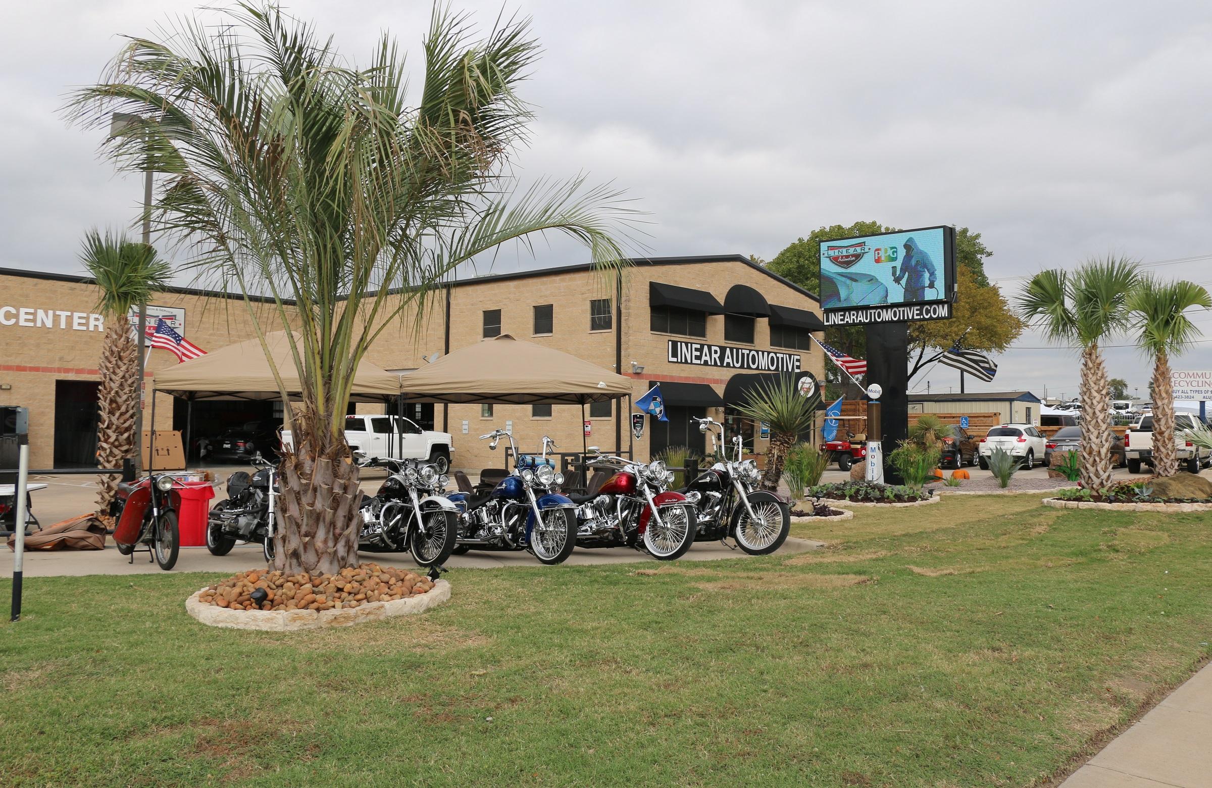 Custom Motorcycle Painter in Dallas Fort Worth Plano Richardson Allen McKinney Texas