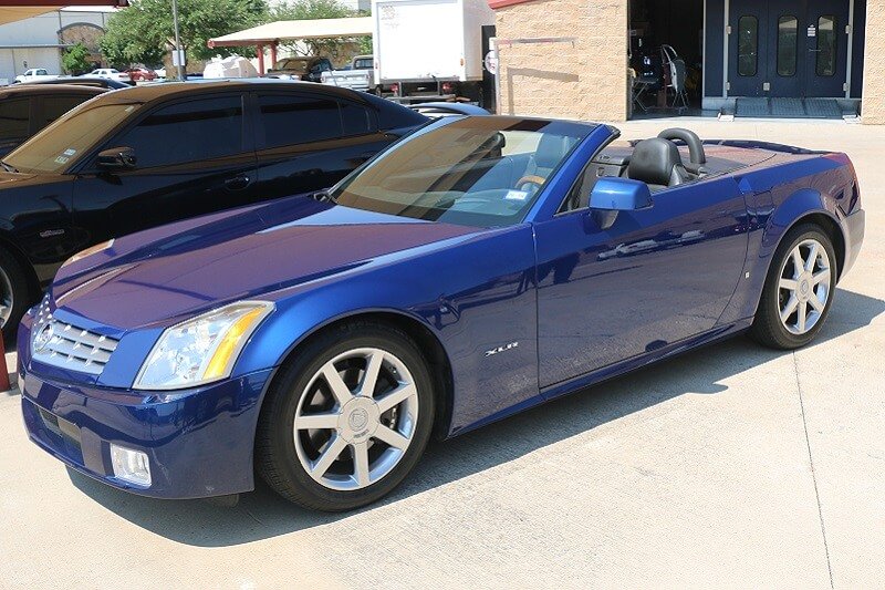 Custom Paint and Body Shop in Plano Texas