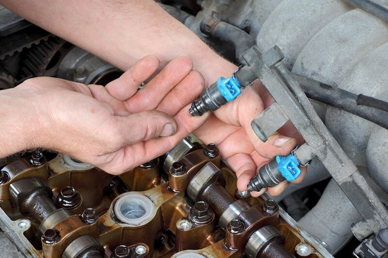 Fuel Injection Auto Repair Service Plano Texas