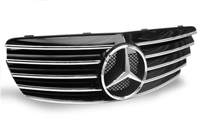 Mercedes-Benz Bumper Repair Plano Richardson Allen McKinney Texas