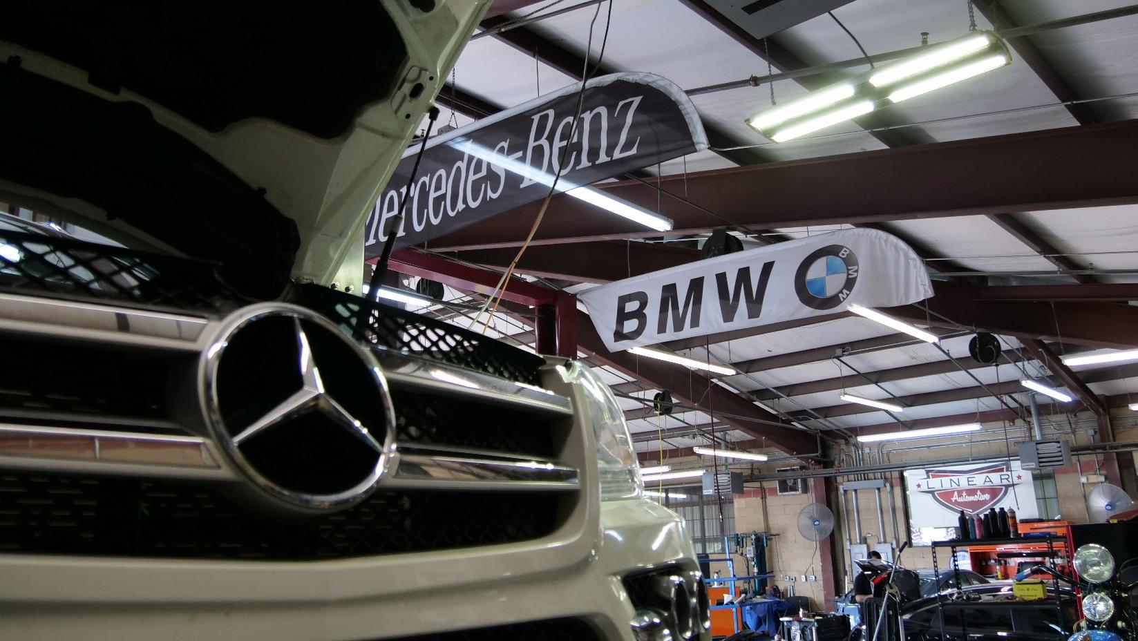 Mercedes Brake Fluid Flush