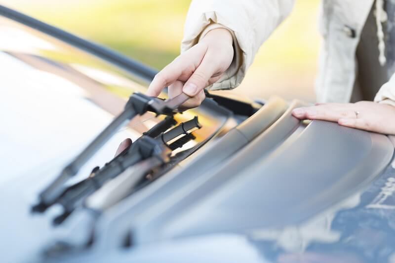 Mercedes Windshield Wiper Service in Plano Allen Richardson McKinney Texas