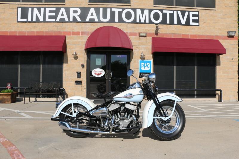 Vintage Motorcycle Paint Dallas Texas