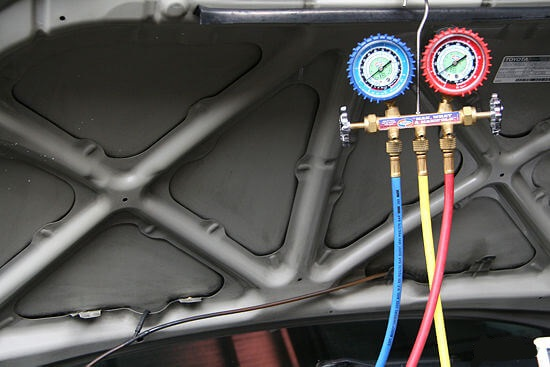 Automotive Air Conditioning Service Plano Texas