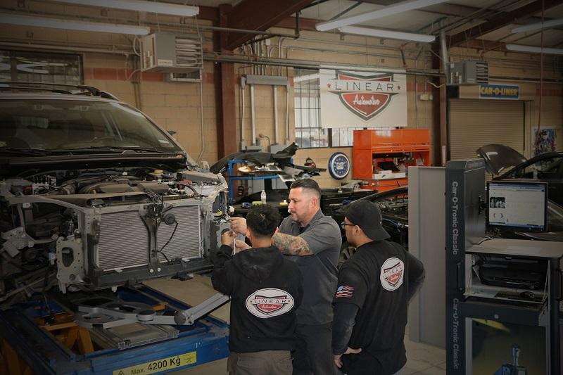 best body shop frame straightening service in plano allen richardson dallas frisco mckinney texas