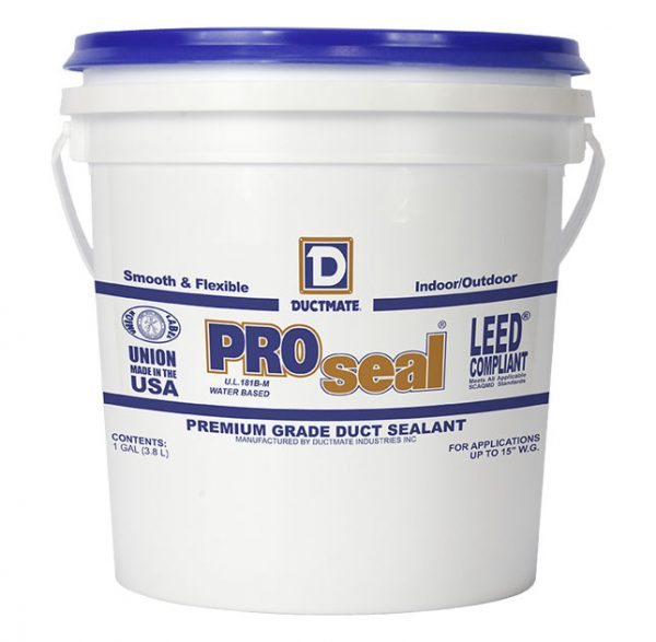 proseal duct sealant pail