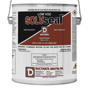 Solvseal solvent based duct sealant