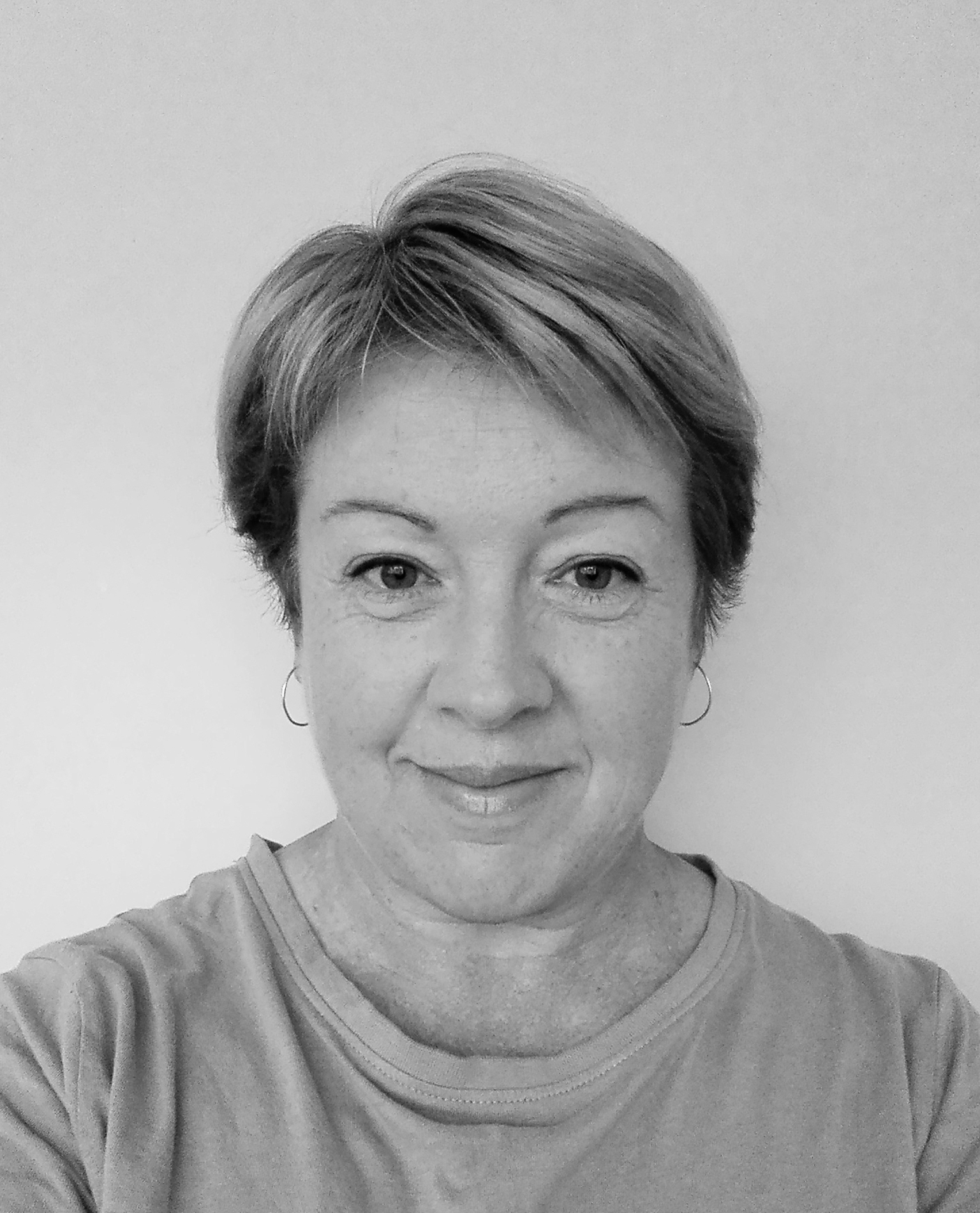 """<span class=""""uppercase"""">Office Manager</span> Nicola Wells"""