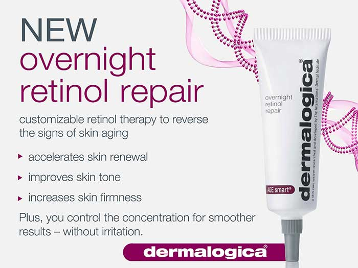 Rebuild with Overnight Retinol Repair