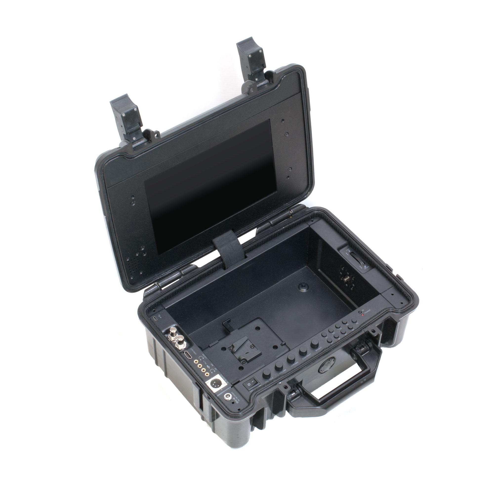 Real Time 5G Scanner