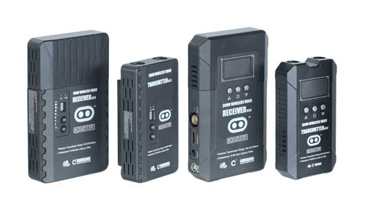Cinegears Ghost Eye HD Uncompressed Wireless Video 150M & 300M Unboxing