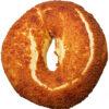 Cinnamon Sugar Bagel