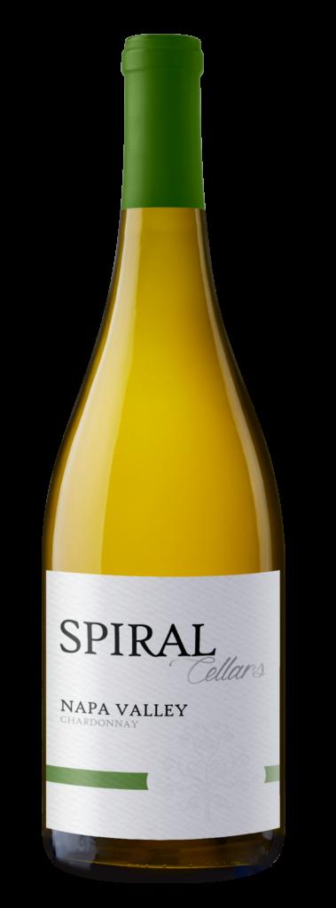 Spiral Cellars Chardonnay Bottle