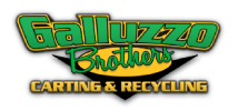 galluzzo brothers dumpster rental logo