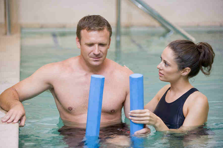 Aquatic Therapy For Pain Management