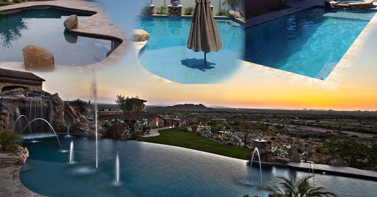 4 Distinct Inground Pool Types & Styles
