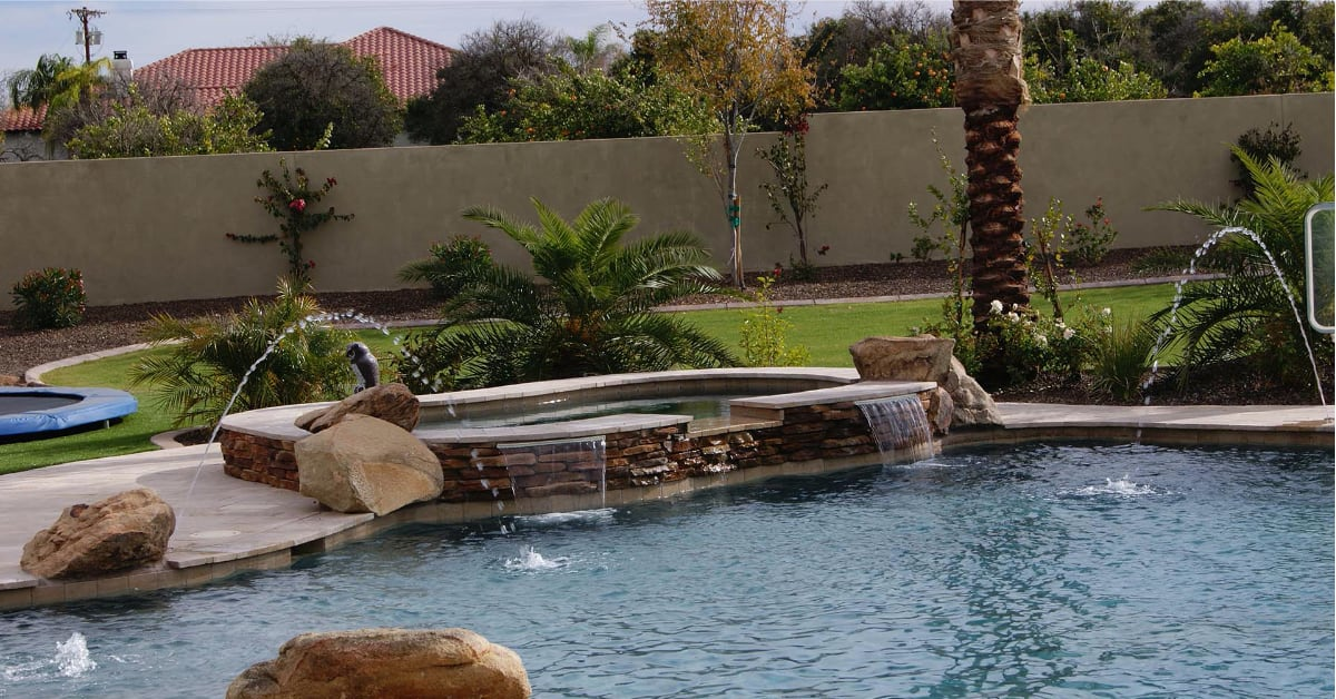 Undoubtedly the Best Scottsdale Pools and Landscape