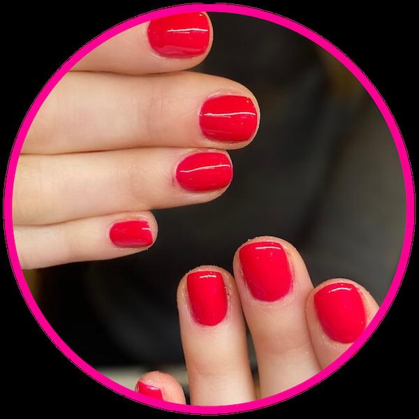 Hard Gel Nail Services | Nail Flaunt