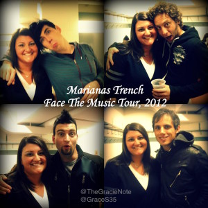 Grace and Marianas Trench