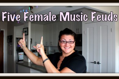 Five Female Music Feuds - The Gracie Note