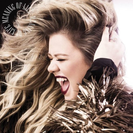 Kelly Clarkson Meaning of Life album cover