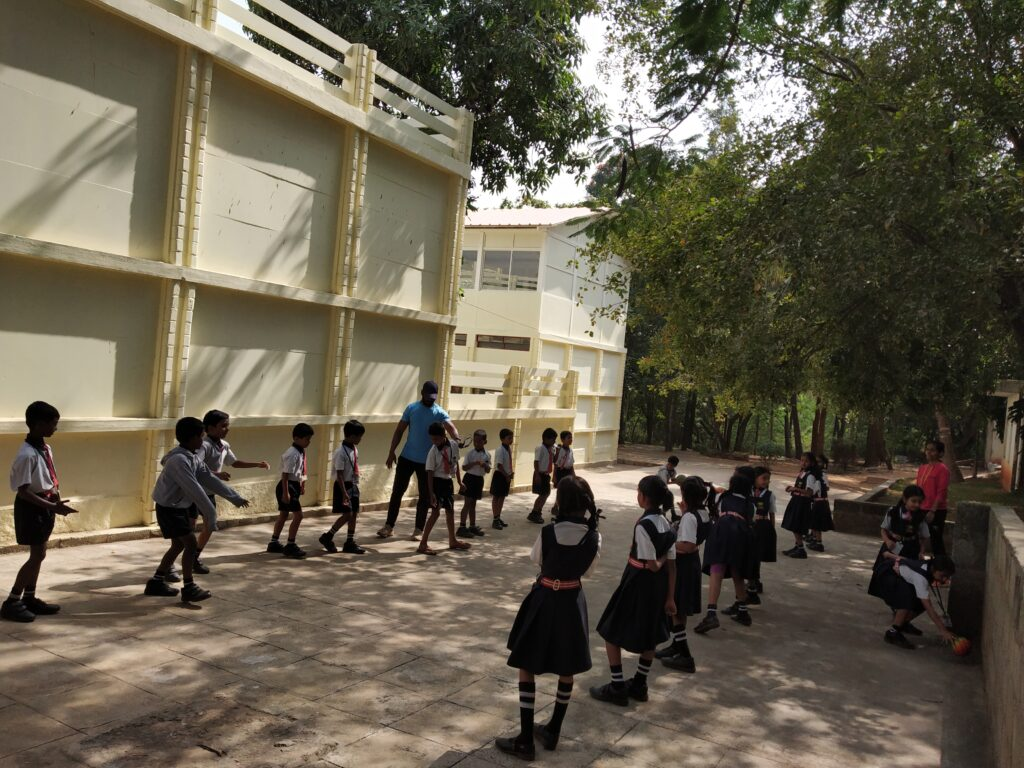 Milind Public School (Primary Section)