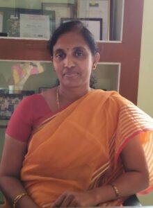 Principal Vijayalakshmi Madam
