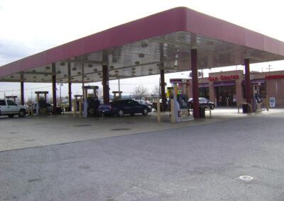 Gas Center