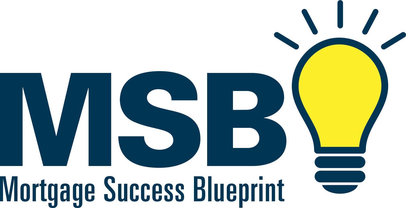 Mortgage Success Blueprint