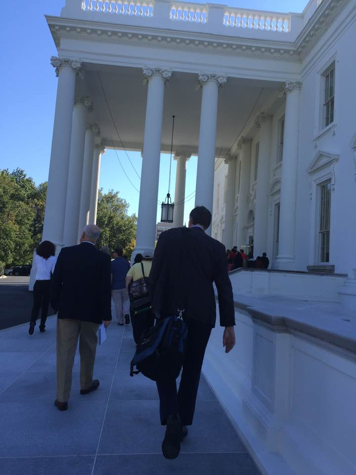 Covering the White House: A Blogger's Perspective at National Arts Medaling Ceremony