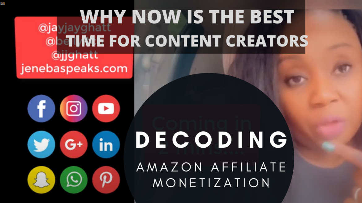 You're leaving money on the table if you're a creator not posting regularly, these days {VIDEO}