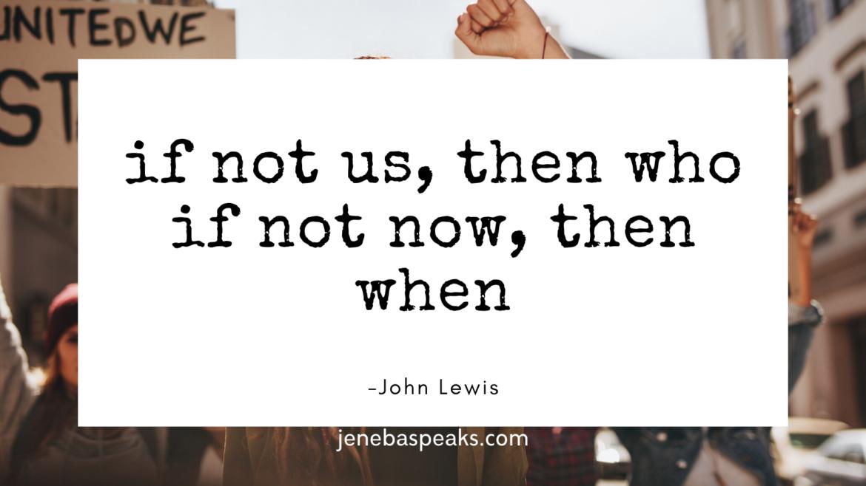 12 Congressman John Lewis Quotes That Inspire!