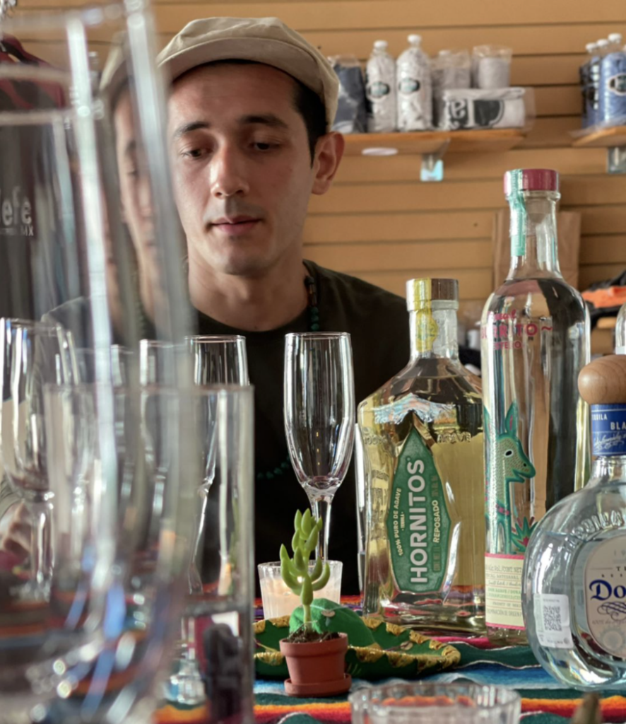 Tequila Tasting Experience at Javi's Cantina