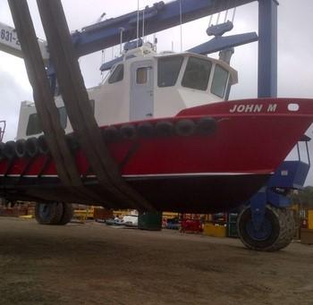 Marine Construction and Dredging Equipment Transport | Red Arrow Logistics